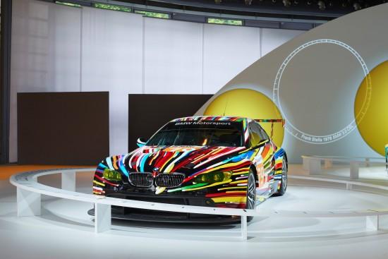 40 Years Anniversary of BMW Art Cars