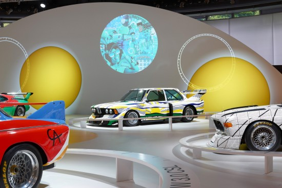 40 Years Anniversary of BMW Art Cars