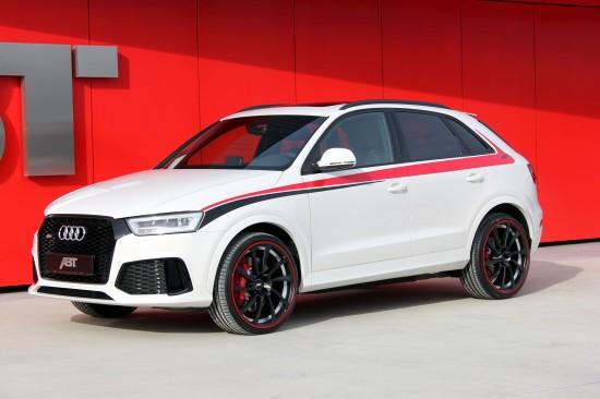 ABT Sportsline Audi RS Q3