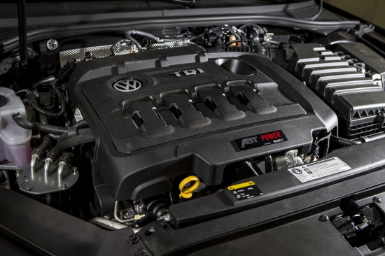ABT Volkswagen Passat B8