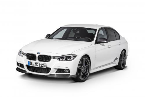 AC Schnitzer обновления BMW 3-й серии - фотография ac
