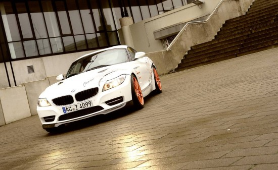 AC Schnitzer BMW Z4 Diesel