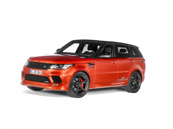 AC Schnitzer Range Rover Sport
