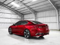 2015 Acura TLX Prototype, 5 of 12