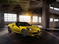2015 Alfa Romeo 4C Spider, 4 of 12