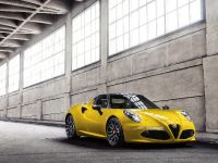 2015 Alfa Romeo 4C Spider, 5 of 12