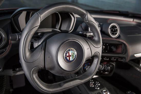 Alfa Romeo 4C US-Spec