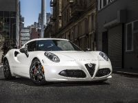 2015 Alfa Romeo 4C US-Spec, 107 of 167