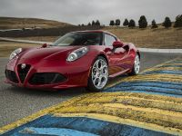 2015 Alfa Romeo 4C US-Spec, 129 of 167
