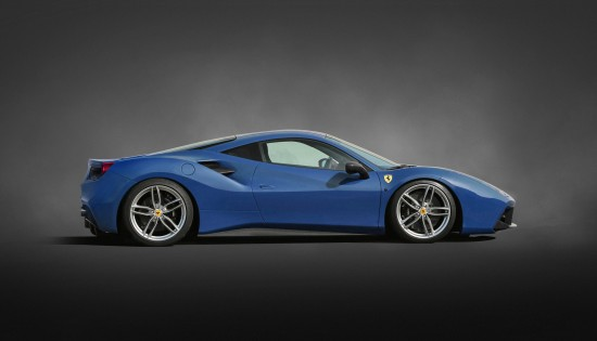 Alpha-N Performance Ferrari 488