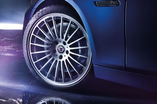 ALPINA BMW B5 Bi-Turbo Edition 50