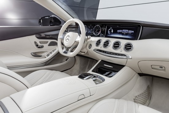 AMG Mercedes-Benz S65 Cabriolet