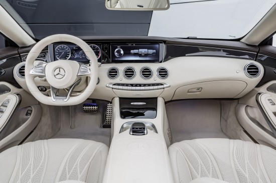 AMG Mercedes-Benz S65 Cabriolet