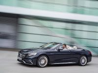 2015 AMG Mercedes-Benz S65 Cabriolet , 4 of 16