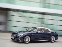 2015 AMG Mercedes-Benz S65 Cabriolet , 5 of 16