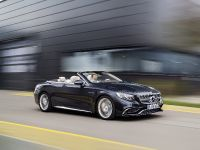 2015 AMG Mercedes-Benz S65 Cabriolet , 6 of 16