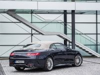 2015 AMG Mercedes-Benz S65 Cabriolet , 8 of 16