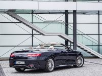 2015 AMG Mercedes-Benz S65 Cabriolet , 9 of 16