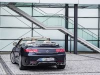 2015 AMG Mercedes-Benz S65 Cabriolet , 10 of 16