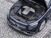 2015 AMG Mercedes-Benz S65 Cabriolet , 16 of 16