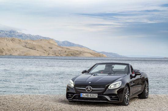 AMG Mercedes-Benz SLC 43