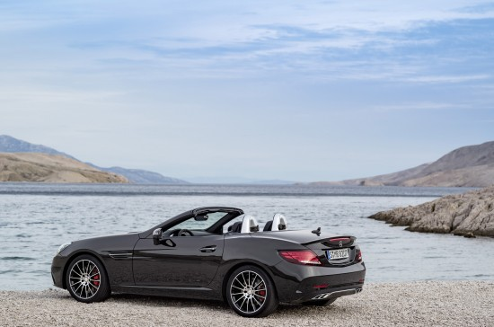 AMG Mercedes-Benz SLC 43