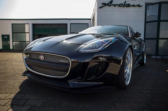 Arden Jaguar F-Type AJ 23 Race Cat