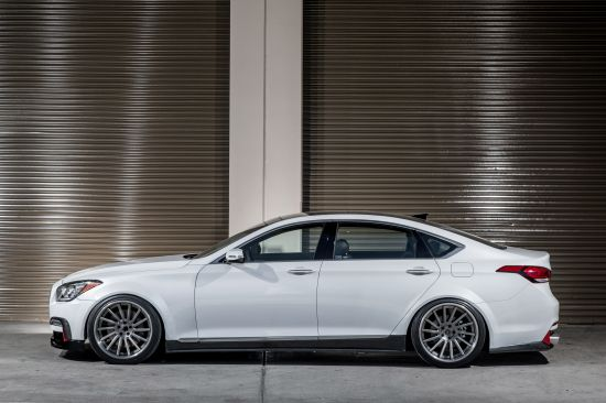 ARK Performance Hyundai Genesis Sedan