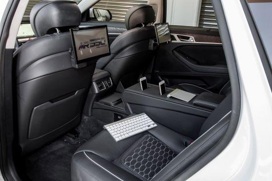 ARK Performance Hyundai Genesis Sedan
