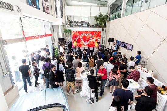 Art Studio Vilner Beijing China Opening