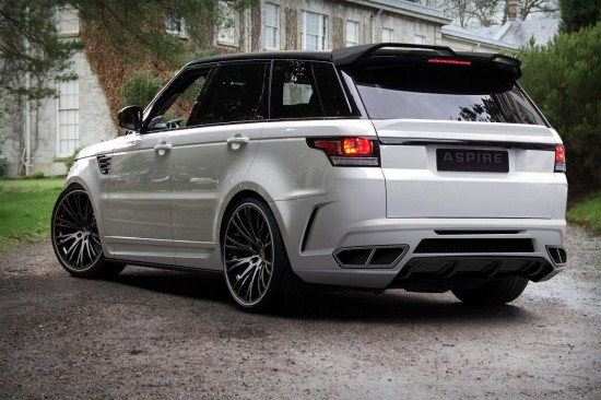 Aspire Design Range Rover Sport