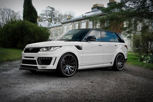 Range Rover Sport от Aspire Design