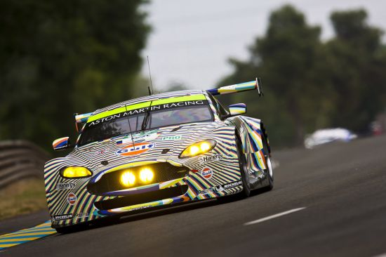 Aston Martin at Le Mans