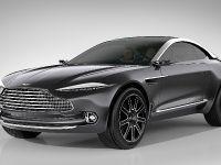 2015 Aston Martin DBX Concept, 2 of 12