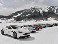 2015 Aston Martin On Ice, 1 of 27