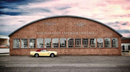 Aston Martin Provanence Program