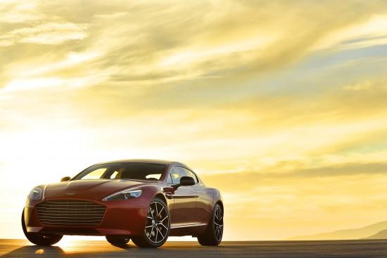 Aston Martin Vehicles at Goodwood Festival of Speed