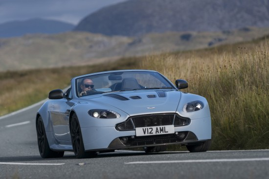 Aston Martin Vehicles at Goodwood Festival of Speed