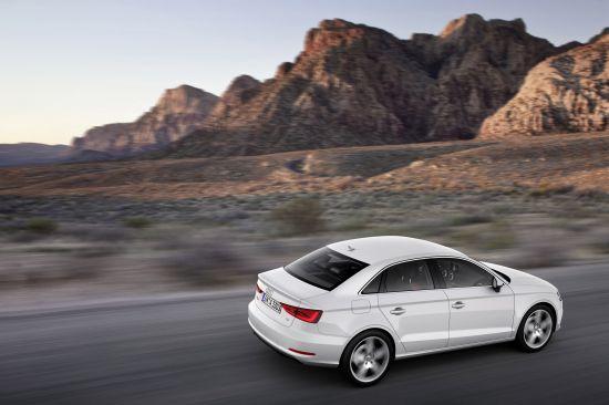 Audi A3 Sedan and Cabriolet