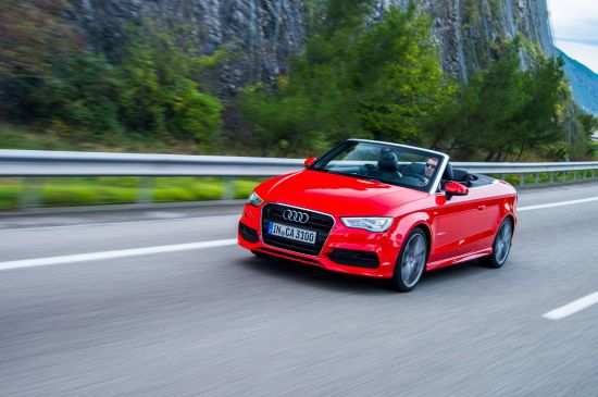 Audi A3 Sedan and Cabriolet
