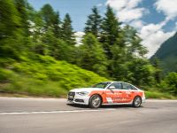 2015 Audi A6 TDI Guinness World Record, 8 of 11