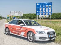 2015 Audi A6 TDI Guinness World Record, 9 of 11