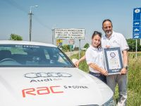 2015 Audi A6 TDI Guinness World Record, 11 of 11