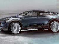 2015 Audi e-tron quattro Concept Sketches , 1 of 5