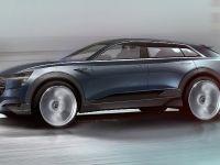 2015 Audi e-tron quattro Concept Sketches , 1 of 5
