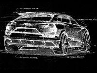 2015 Audi e-tron quattro Concept Sketches , 2 of 5
