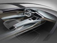 2015 Audi e-tron quattro Concept Sketches , 3 of 5