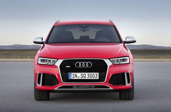 Audi Q3 and Audi RS Q3