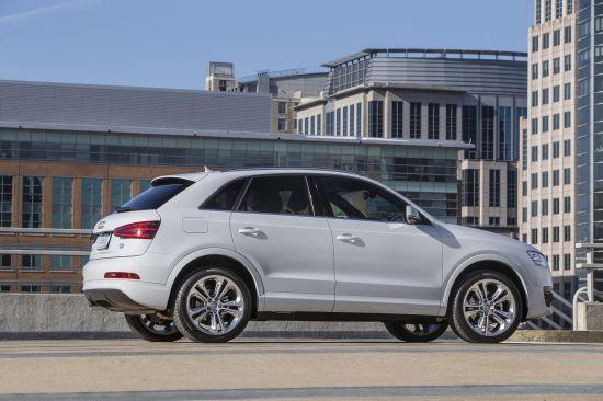 Audi Q3 US