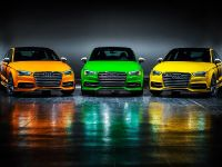 2015 Audi S3 Exclusive Editions in Five Colors, 1 of 21